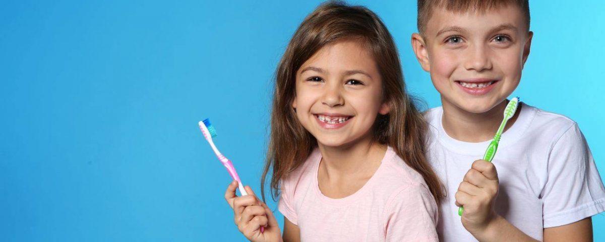 Igiene orale nei più piccoli