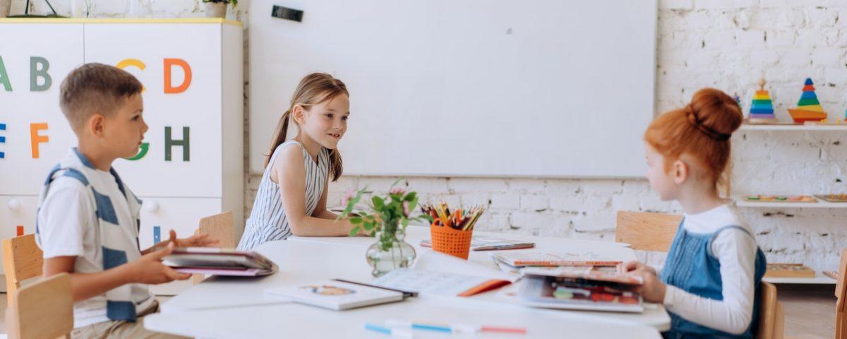 Bambini a scuola: come curare l'igiene dentale