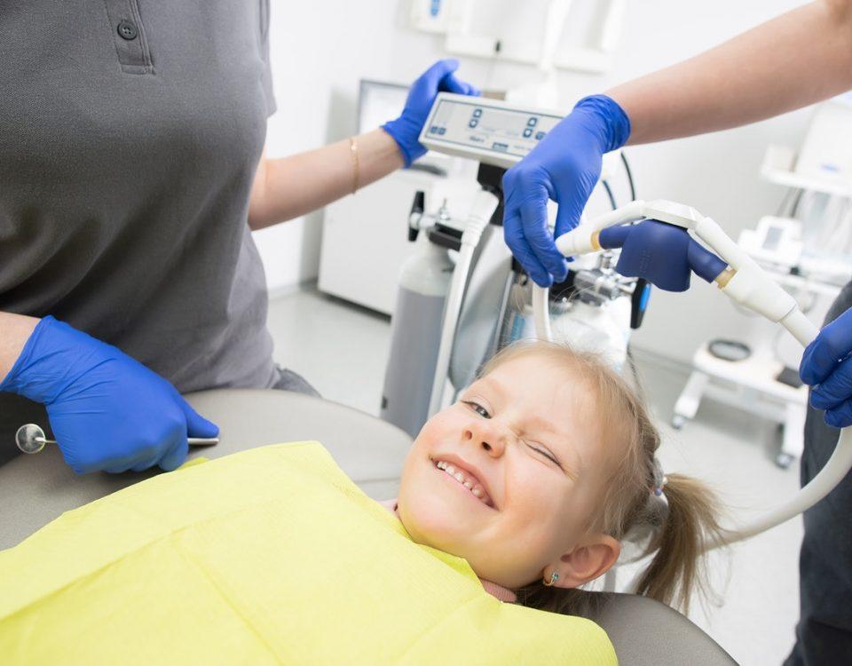 Vostro figlio ha paura del dentista?